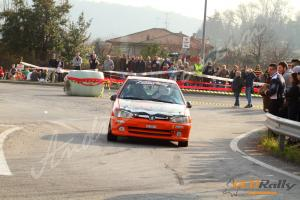 "25° Rally dei Laghi - PS1 ""Colacem"" - Andrea Soncin"