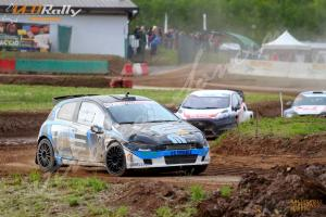 Rallycross Challenge Europe - RD#1 Maggiora - Supercars - Andrea Soncin